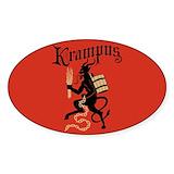Christmas krampus 10 Pack