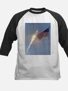 Apollo 11 Launch - Vintage Photo Baseball Jersey