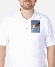 Apollo 11 Launch - Vintage Photo T-Shirt