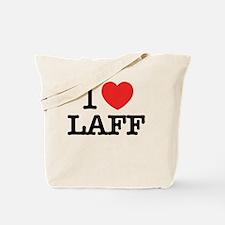 Unique Laff Tote Bag