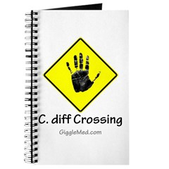 C. diff Crossing Sign 02 Journal