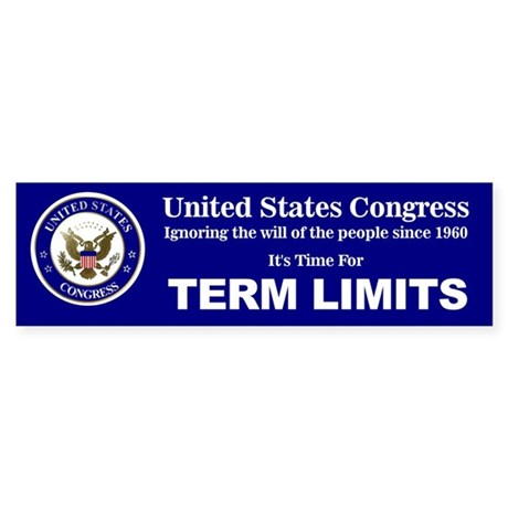 Congressional terms limits