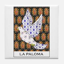 La Paloma Tile Coaster