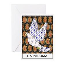 La Paloma Greeting Cards (Pk of 20)
