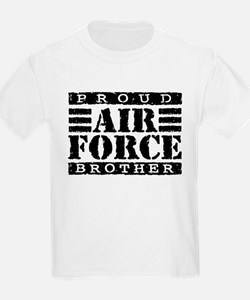 airforcebrotherx2 T-Shirt