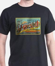 Greetings from Bakersfield, California T-Shirt