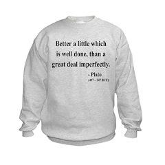 Plato 16 Sweatshirt