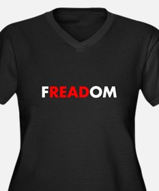 Freadom Plus Size T-Shirt