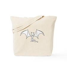 Spooky Kitten Tote Bag
