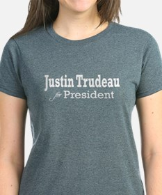 Justin Trudeau For President T-Shirt