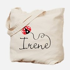 Ladybug Irene Tote Bag