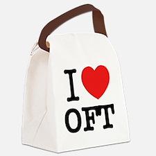 Unique Oft Canvas Lunch Bag