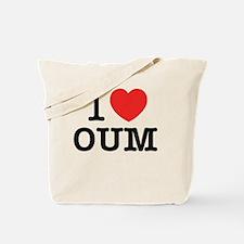 Cute Oum Tote Bag