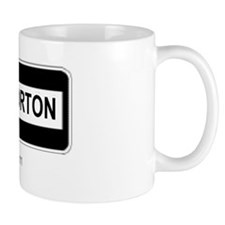 Throckmorton Sign Mug