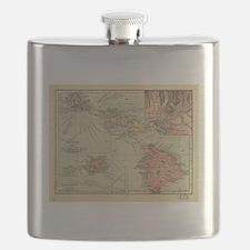 Unique Atlas Flask