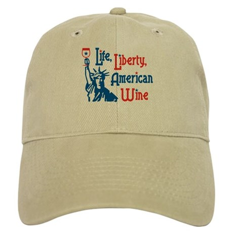 Life Liberty Wine Cap