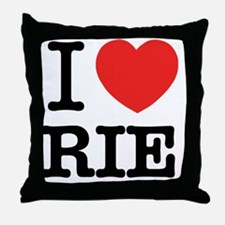 Unique Rie Throw Pillow