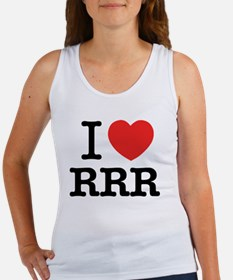 Unique Rrr Women's Tank Top