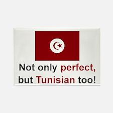Perfect Tunisian Rectangle Magnet