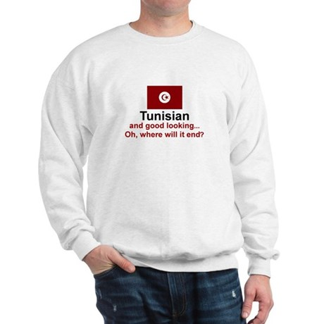 Good Lkg Tunisian Sweatshirt
