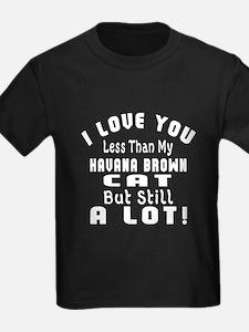 I Love You Less Than My Havana B T