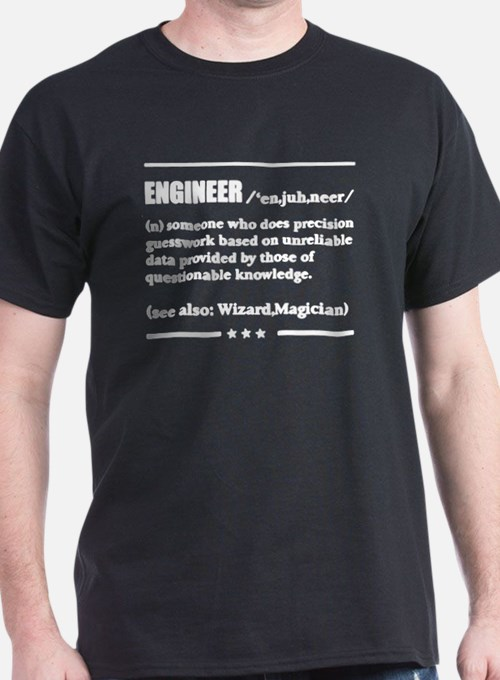 Cute Engineer T-Shirt