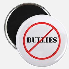 No Bullies Magnet