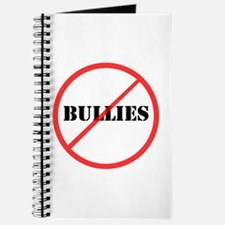 No Bullies Journal