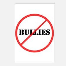 No Bullies Postcards (Package of 8)