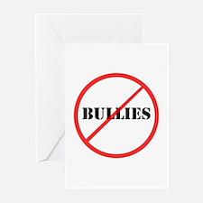 No Bullies Greeting Cards (Pk of 10)