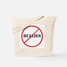 No Bullies Tote Bag