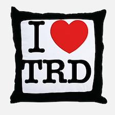 Cute Trd Throw Pillow