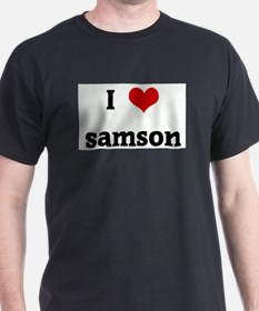 I Love samson T-Shirt