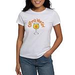 California Wine Girl Women's T-Shirt