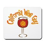 California Wine Guy Mousepad