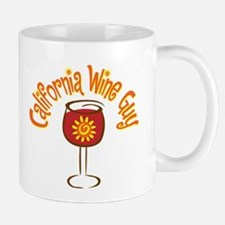 California Wine Guy Mug