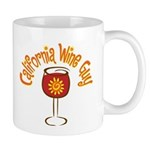 California Wine Guy Mug