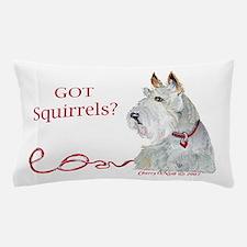 Wheatie Scottie Squirrels Pillow Case