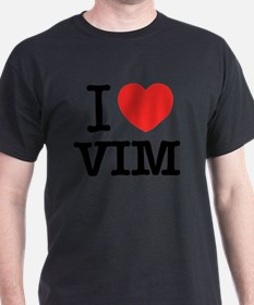 Unique Vim T-Shirt