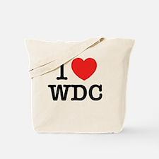 Cute Wdc Tote Bag