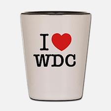 Cute Wdc Shot Glass