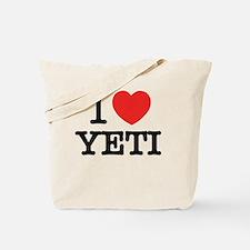 Unique Yeti Tote Bag