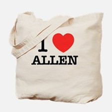 Cool Allen Tote Bag