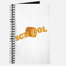 School Clock Journal