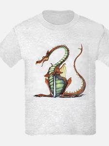 sir draagon kids light t-shirt