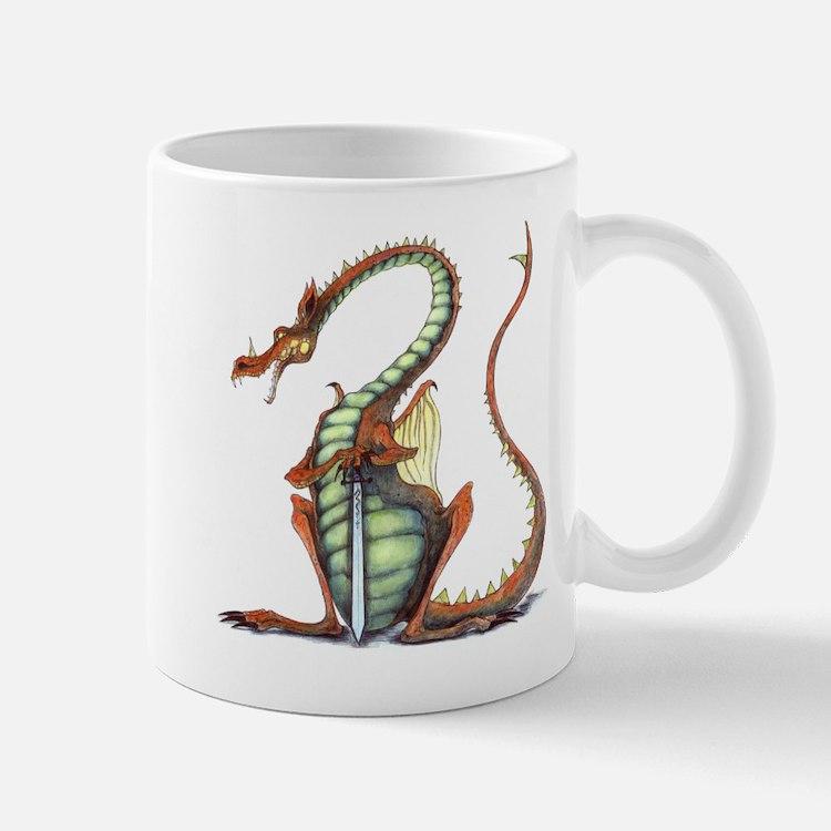sir draagon mug