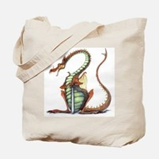 sir draagon tote bag