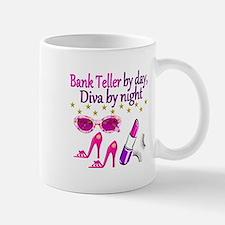 GLAM BANK TELLER Mug