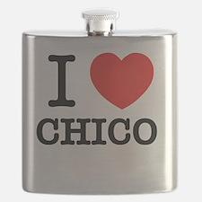 Unique Chico Flask