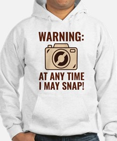 I May Snap Jumper Hoody